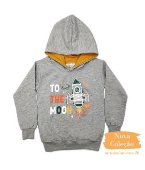 Sweatshirt c/ capuz - 72-963