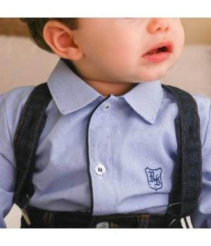 Camisa Rapaz Bebé