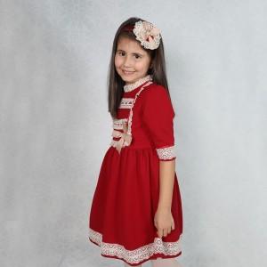 Vestido Menina - 82-228