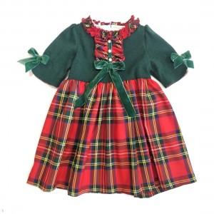 Vestido Menina - 82-236
