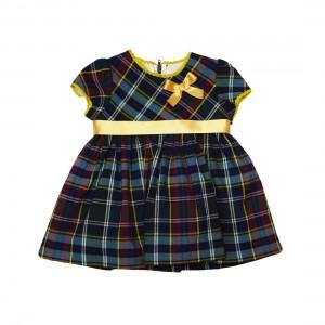 Vestido Bebé Menina - 82-220