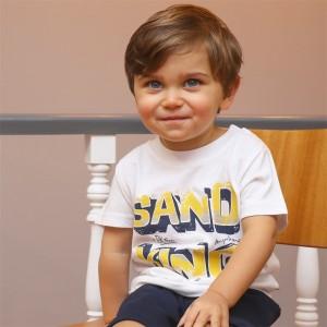 T-shirt Bebé Menino - 04-881