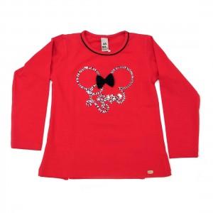 T-shirt Menina - 03-3134