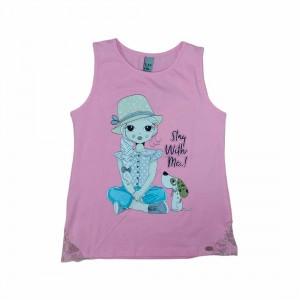 T-shirt Menina - 03-2614