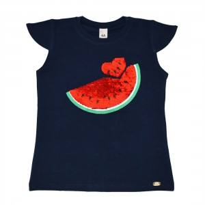 T-shirt Menina - 03-2889