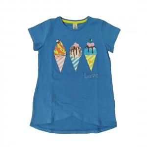 T-shirt Menina - 79-417