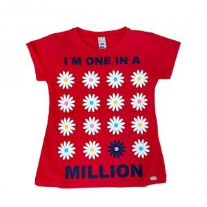 T-shirt Menina - 03-2811
