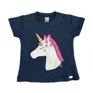 T-shirt Menina - 03-2808