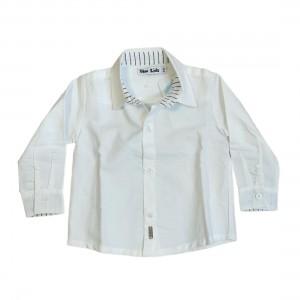 Camisa Menina Lisa - 54-2587