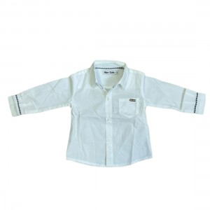 Camisa Bebé Menino - 54-2600