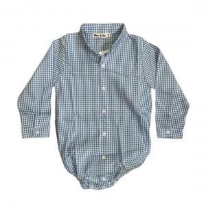 Camisa Body Bebé Menino - 54-2684