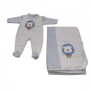 Babygrow Inteiro + Manta - 96-235