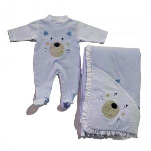 Babygrow Inteiro + Manta - 96-224