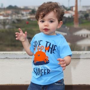 T-shirt Bebé Menino - 04-894
