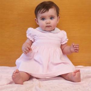 Vestido Bebé Menina - 51-1945
