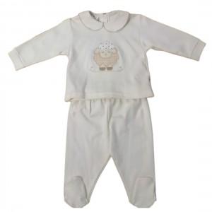 Babygrow 2 Peças - 88-082OVELHA