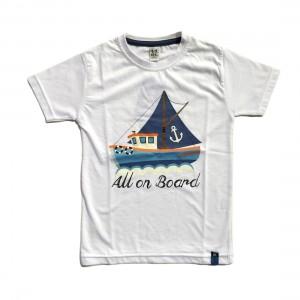 T-shirt Bebé Menino - 72-870