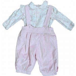 Conjunto Bebé Menina - 41-241
