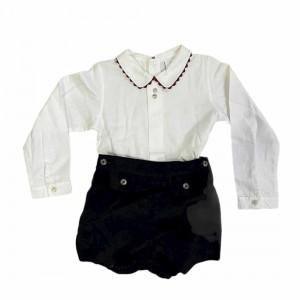 Conjunto Camisa e Calção Menino - 51-1709