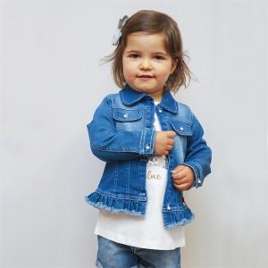 Blusão Bebé Menina - 54-2870