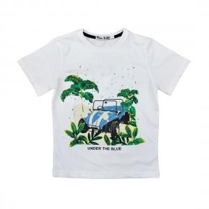 T-shirt Menino - 13-749
