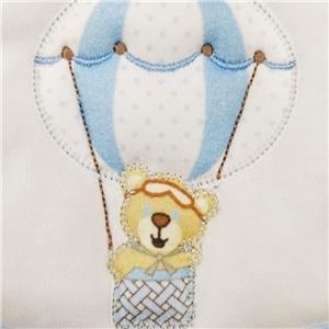 Babete Grande Algodão Balão - 88-040MBALÃO