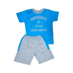 Conjunto Calção Bebé Menino - 06-232