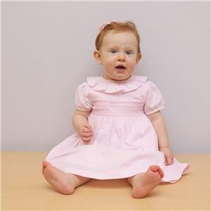 Vestido Bebé Menina - 51-G1821