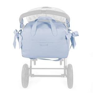 Saco Muda Fraldas Essentials Azul #4 - 74886