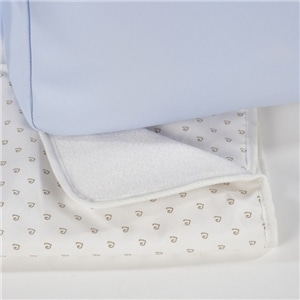 Saco Muda Fraldas Essentials Azul #5 - 74886