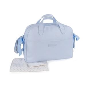 Saco Muda Fraldas Essentials Azul #6 - 74886