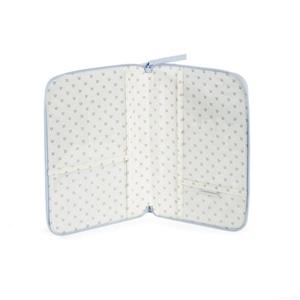 Porta Documentos Essentials Azul #2 - 74895
