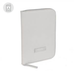 Porta Documentos Essentials Cinza - 74896